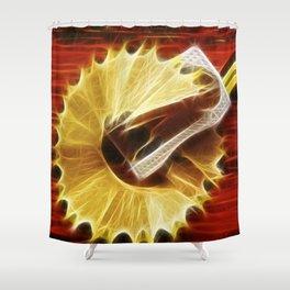 Sharpener Shower Curtain