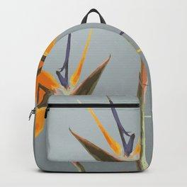 Strelizia - Bird of Paradise Flowers Backpack