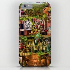 The Poetry of Wine iPhone 6s Plus Slim Case