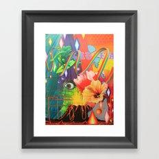 Laule'a Framed Art Print