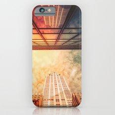 New York City Chrysler Building Slim Case iPhone 6s