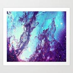 Ascension 2 Art Print