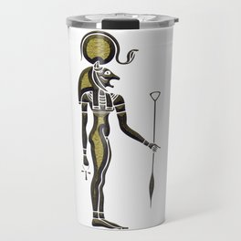 Bastet - Goddess of ancient Egypt Travel Mug