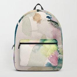 Whimsical Hummingbird Backpack