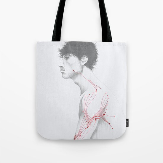 Circuitry Surgery 1 Tote Bag
