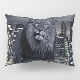 King of the City Pillow Sham