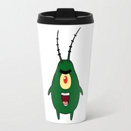 Avocadton plankton Travel Mug