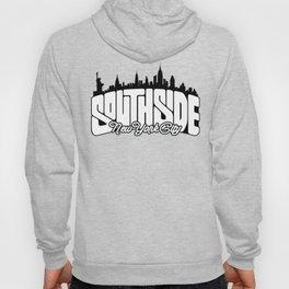 Southside, New York (White) Hoody