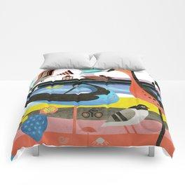 OBX Comforters