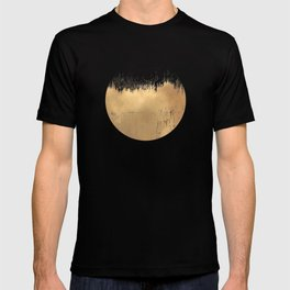 Brushed Gold T-shirt