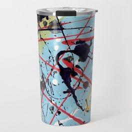 Just Abstract Travel Mug