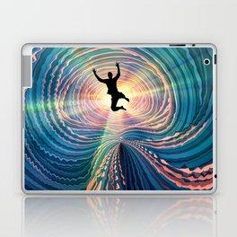 Down The Rabbit Hole Laptop & iPad Skin