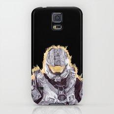 Halo Master Chief Slim Case Galaxy S5