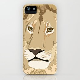 High King iPhone Case