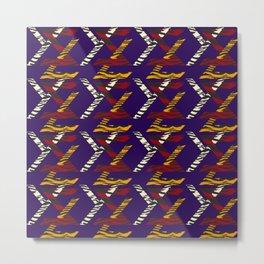 TYPOGRAPHY TTY N21 Metal Print