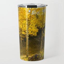 Aspen Trees Travel Mug