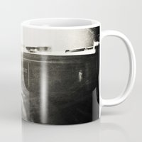 broken Mugs featuring broken ... by Laura Evans