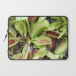 Venus Fly Trap Laptop Sleeve