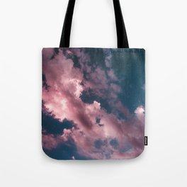 otro cielo rosado. Tote Bag