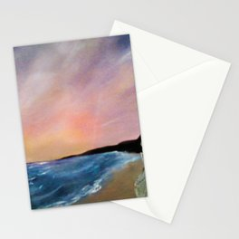 Distant Shore Stationery Cards