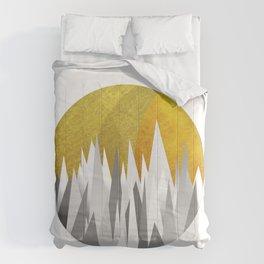 Zackenpunkt No. 2 Comforters