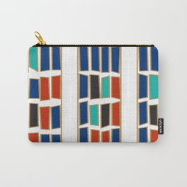 Rectangles motifs Carry-All Pouch