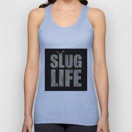 slug Life - Slacker Logo Unisex Tank Top