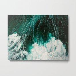 Ocean Love Metal Print