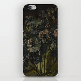 Cineraria iPhone Skin