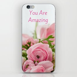 Acts of Love iPhone Skin