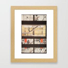Dream Factory Framed Art Print