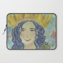 Warrior Queen Jennifer Laptop Sleeve