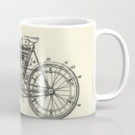 Motor Cycle-1901 Coffee Mug