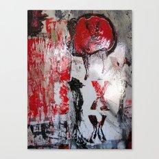 X GAMINE Canvas Print