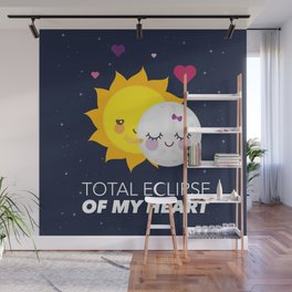 Total eclipse of my heart Wall Mural