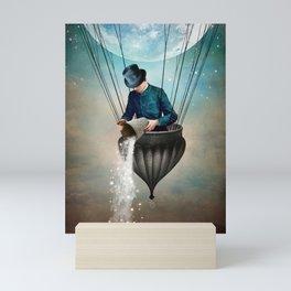 High in the Sky Mini Art Print
