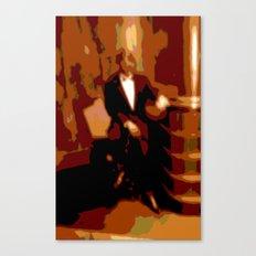 Cotton Club Canvas Print