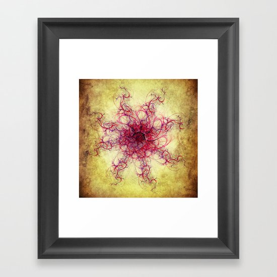 Star of Life! Framed Art Print