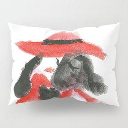 Carmen San Diego Pillow Sham