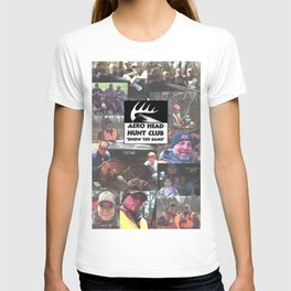 Aero Head Hunt Club Paul Jr. T-shirt