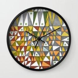 Tetris n. 3 Wall Clock