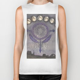 Dream Chasing Biker Tank