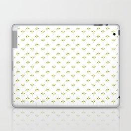 Tiny flowers pattern - watercolor Laptop & iPad Skin