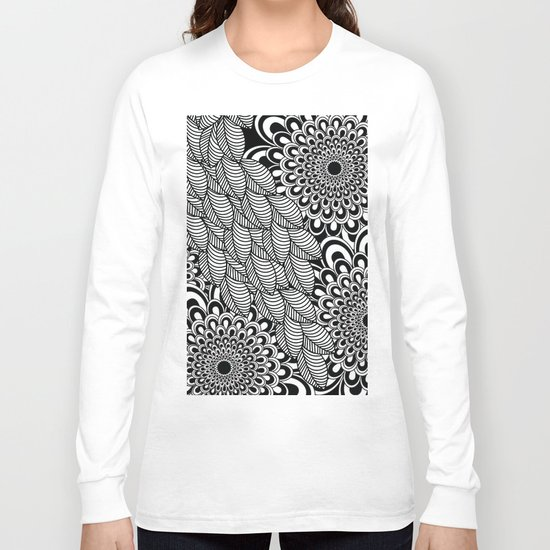 Pattern G Long Sleeve T-shirt