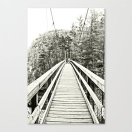 Tallulah Gorge Canvas Print