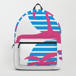 Pastel Harajuku design for Otakus. Aesthetic vaporwave style graphic Backpack