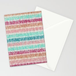 Looming Love Gem  Stationery Cards