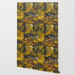 Fall Yellow Trees Wallpaper