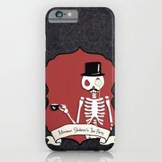 Monsieur Skeleton iPhone 6s Slim Case