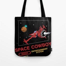 NES Cowboy Bebop Tote Bag